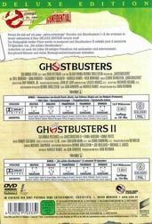Ghostbusters I & II (Deluxe Edition)