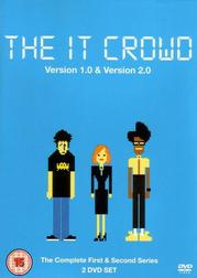 The IT Crowd: Version 1.0 & Version 2.0
