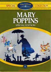 Mary Poppins (Special Edition (Golden Steelbook))
