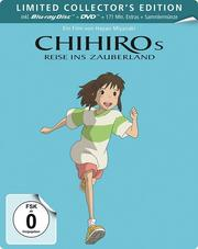 Chihiros Reise ins Zauberland (Limited Collector's Edition)