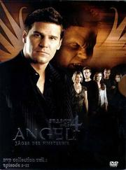 Angel: Jäger der Finsternis: Season 4: 6 DVD's - Disc 2