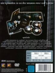 Angel: Jäger der Finsternis: Season 4: 6 DVD's - Disc 4
